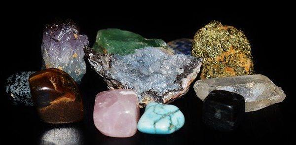 Les pouvoirs des pierres naturelles
